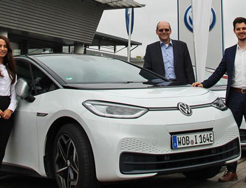 Neuer VW ID.3 begeistert bei Probefahrt-Event im Volkswagen Zentrum Fulda